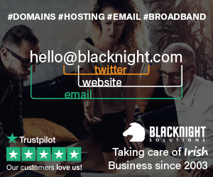 Choose Blacknight for #DOMAINS #HOSTING #EMAIL #BROADBAND